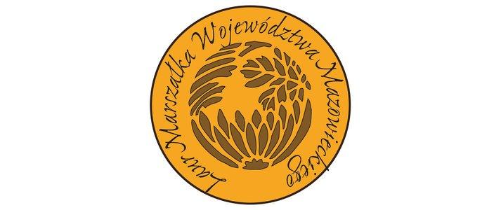 logo laur marszałka województwa mazowieckiego