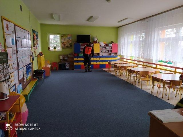 Dezynfekcja przedszkoli publicznych