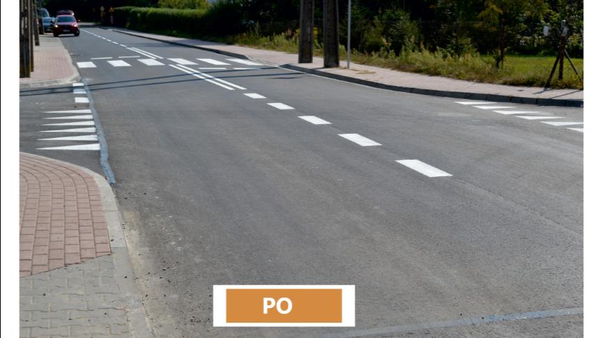 Zakończono budowę ulicy Przejazdowej w Tłuszczu