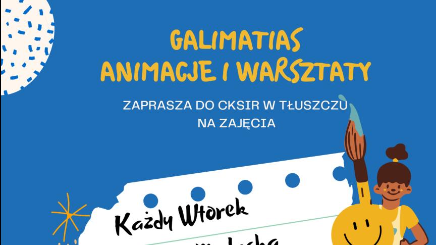 Galimatias Animacje i Warsztaty