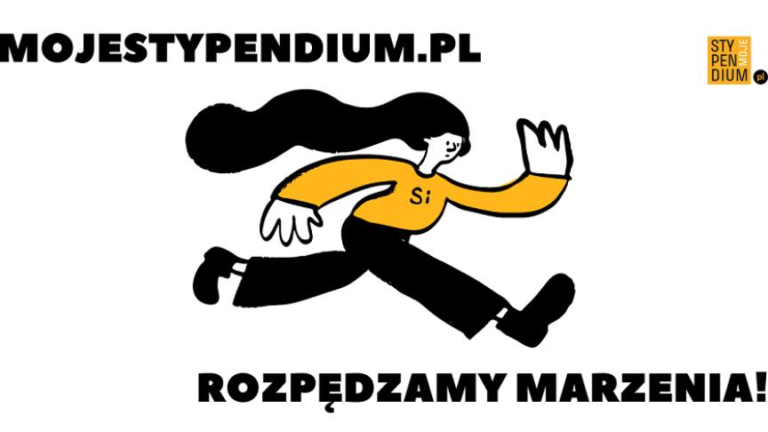 Sięgnij po marzenia z Moim Stypendium! - baner